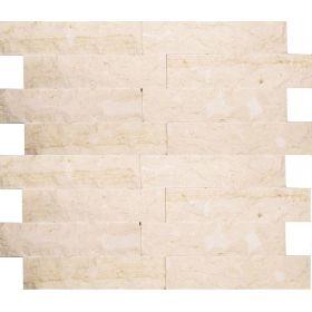 Kamień naturalny dekoracyjny elewacyjny ścienny panel marmurowy Galala Light