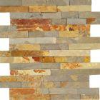 panel dekoracyjny ścienny elewacyjny kamień naturalny łupek multicolor