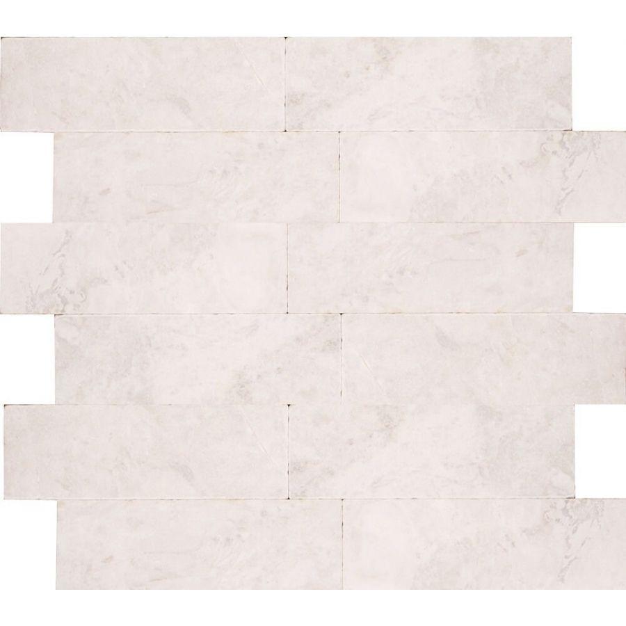 cegiełki marmurowe mugla grey biała kamień naturalny 30x10