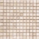 mozaika kamienna marmurowa naturalna Diana Royal  30,5 x 30,5 x 1 cm kostka 2,3 x 2,3 x 1 cm