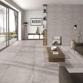 płytki ceramiczne gresowe materika grey gres ceramika podłogowa