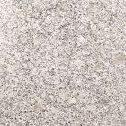 Płytki granitowe kamienne naturalne Bianco Sardo 60x60x1,5 cm polerowane
