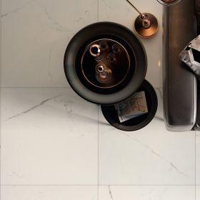 Płytki trawertyn kamienne naturalne podłogowe ozdobne trawertynowe szpachlowany cross Beżowy kamień naturalny 61x61