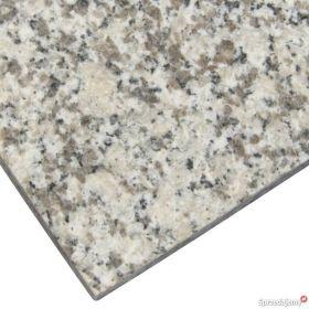 Płytki granitowe kamienne naturalne Bianco Sardo 60x60x2 cm błyszczace