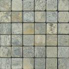mozaika kamienna silver shine łupek