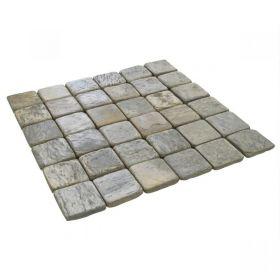 mozaika kamienna silver shine łupek 30,5x30,5