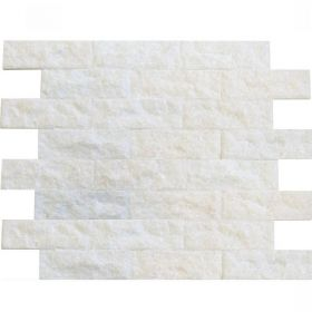 płytki marmur Crystal White kamień naturalny biały 10x30