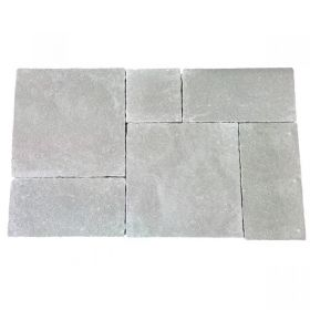 wapień grey limestone kamień naturalny taras