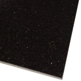 Płytki granitowe kamienne naturalne Black Star Galaxy  61x30,5x1 cm poler