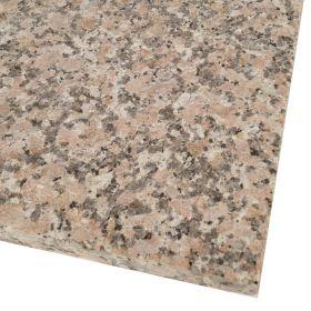 Płytki granitowe kamienne naturalne Maple Red G652 60x60x2 cm płomieniowane granit taras czerwony schody