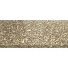 Stopnie schody granitowe kamienne naturalne zewnętrzne polerowane Brąz Królewski G664 150x33x2 cm  granit