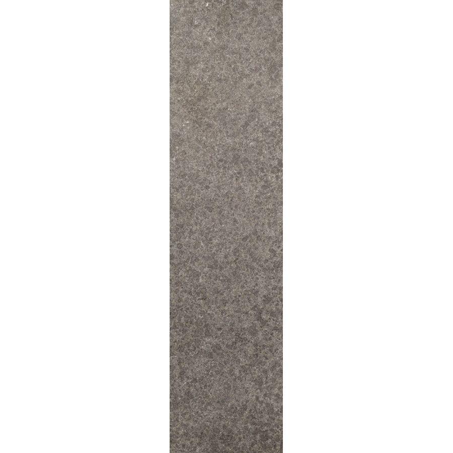 Stopnie schody granitowe kamienne naturalne zewnętrzne płomieniowane Crystal Black G684 Twilight 150x33x2 cm