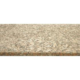 Stopnie schody granitowe kamienne naturalne zewnętrzne płomieniowane Maple Red G652 150x33x2 cm taras