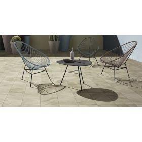 płytka podłogowa ceramiczna gresowa Gres Heat 400F 60 x 60 x 1 cm