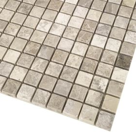 mozaika kamienna marmurowa naturalna Silver Shadow 30,5x30,5